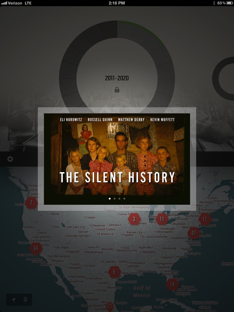 The Story Is Starting! A Review of The SilentHistory