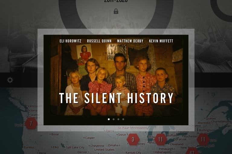 The Story Is Starting! A Review of The Silent History
