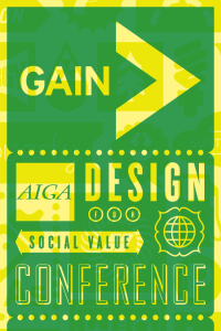 Tweeting the AIGA GAIN Conference