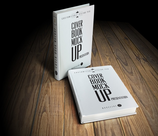 Book Cover Template