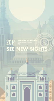 See New Sights, Justin Mezzell, 2014