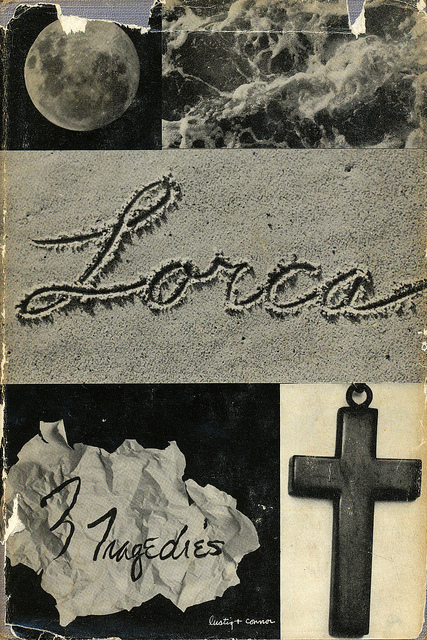 Alvin Lustig design for Lorca