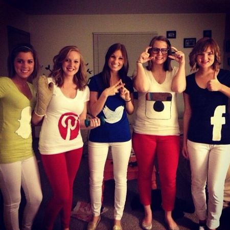 Pixel and Pilcrow - Graphic Design Halloween Costumes - App Icons