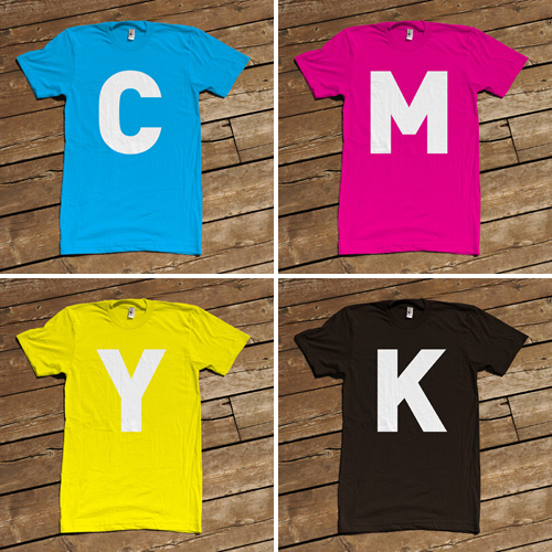 Pixel and Pilcrow - Graphic Design Halloween Costumes - CMYK