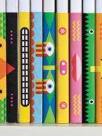 Pixel & Pilcrow || Ignored Art of Spines || Desktop Magazine spine detail